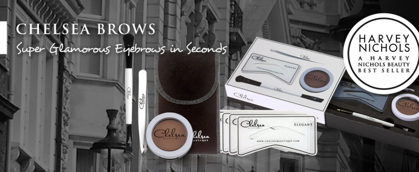 Chelsea Brows - Super Glamorous Eyebrows in Seconds